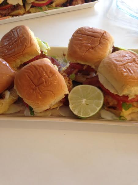 Scallop Sliders