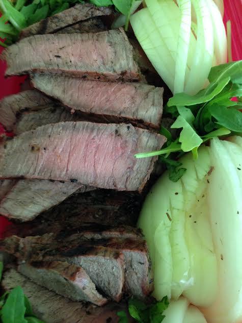 Steak Supper
