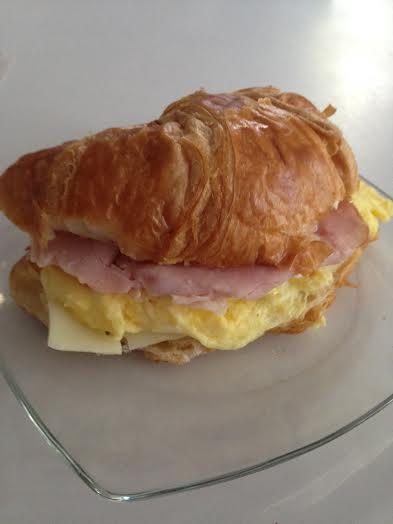 Anytime Egg Sandwich