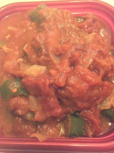 Tomato Okra