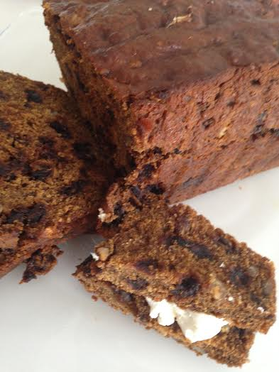 Date Nut Bread