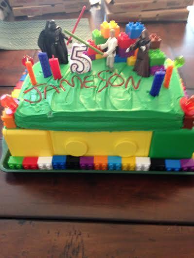 Non Dairy Birthday Cake