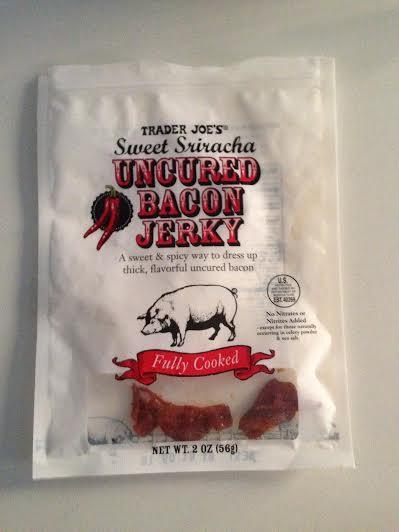 uncured bacon jerky